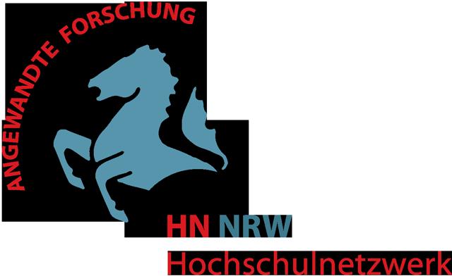 Hochschulnetzwerk NRW Retina Logo