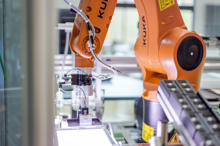 2017 wird das Hochschulnetzwerk NRW am Kongress Industrie 4.0 von ProduktionNRW teilnehmen