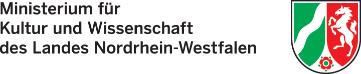 Ministerium für Kultur und Wissenschaft des Landes Nordrhein-Westfalen.