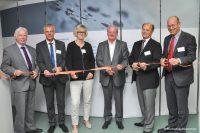 Das Oberflächenzentrum HIT der Hochschule Niederrhein wird eröffnet (Bild: Hochschule Niederrhein)