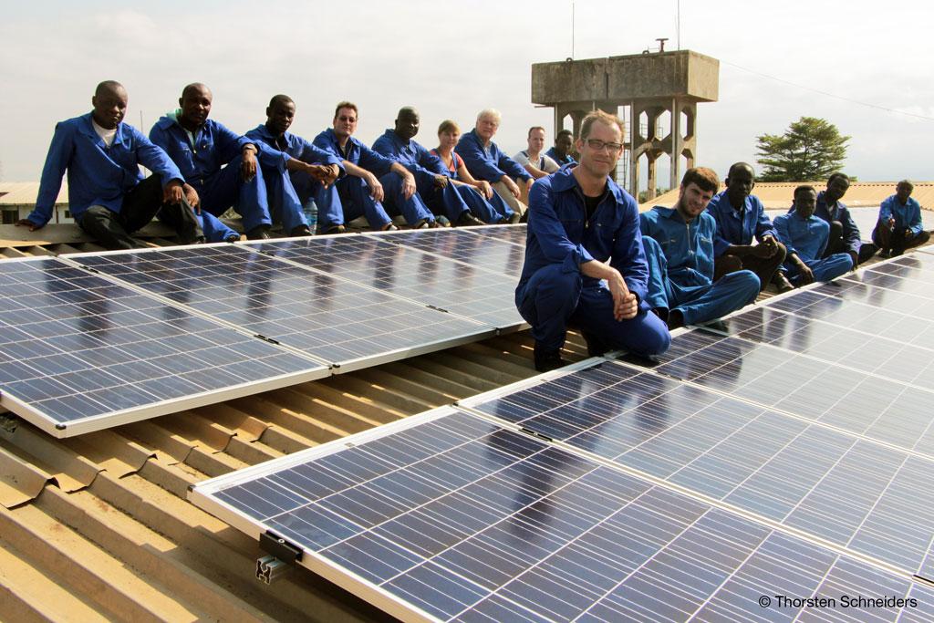 Die TH Köln und die Hochschule Bonn-Rhein-Sieg kooperieren mit Hochschulen in Ghana (Bild: Thorsten Schneiders)