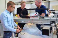 FH Münster entwickelt spezielle Verpackungsfolien gegen Staubexplosionen für EMPAC (Bild: FH Münster)