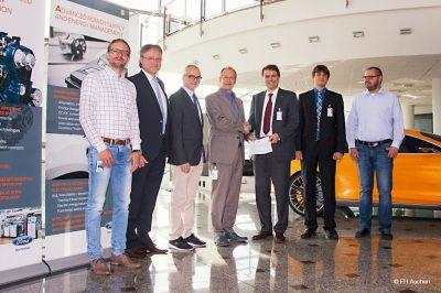 FH Aachen und Ford forschen an Verbesserungen von elektrischen Verdichtern (Bild: FH Aachen)