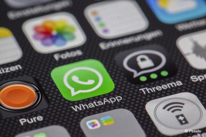 """Smartphones sind das """"neue schnelle Fenster"""" zur Außenwelt."""