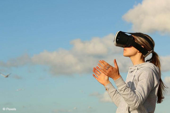 Hochschule Bonn-Rhein-Sieg arbeitet an neuer Augmented Reality Brille (Pexels)