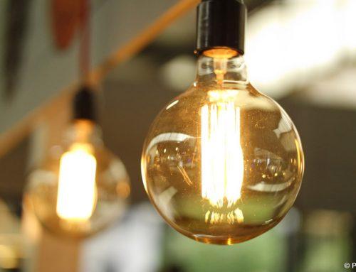 Speicherung von Strom