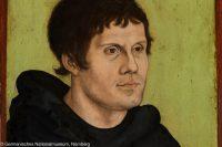Zum Forschungsprojekt der TH Köln über das Lutherbildnis: Viele Lutherporträts unterliegen demselben Schema. (Bild: Germanisches Nationalmuseum Nürnberg).