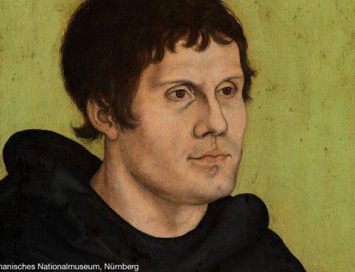 Authentizität des Lutherbildnisses