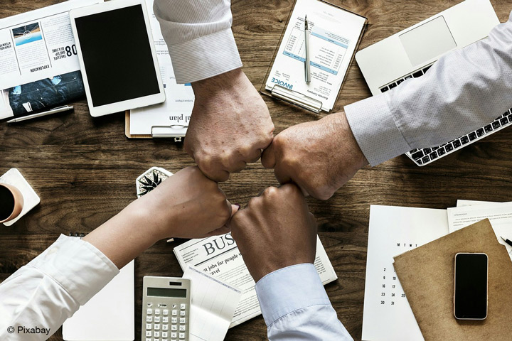Lebensphasenorientierte Personalpolitik – Unternehmenslernen bei komplexen sozialen Innovationen (Bild: pixabay).