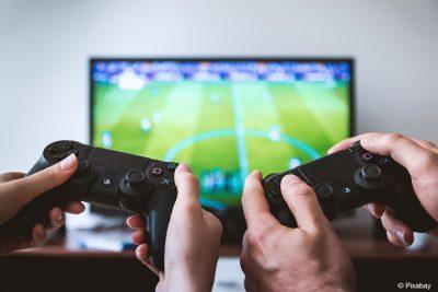 """Durch digitale Spiele über ethische Fragen nachdenken - Projekt """"Ethik und Games"""" der TH Köln (Bild: Pixabay)."""