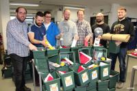 Westfälische Hochschule entwickelt Müllsammelsystem