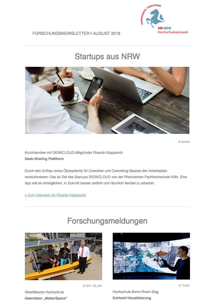 Newsletter HN NRW 2018|6