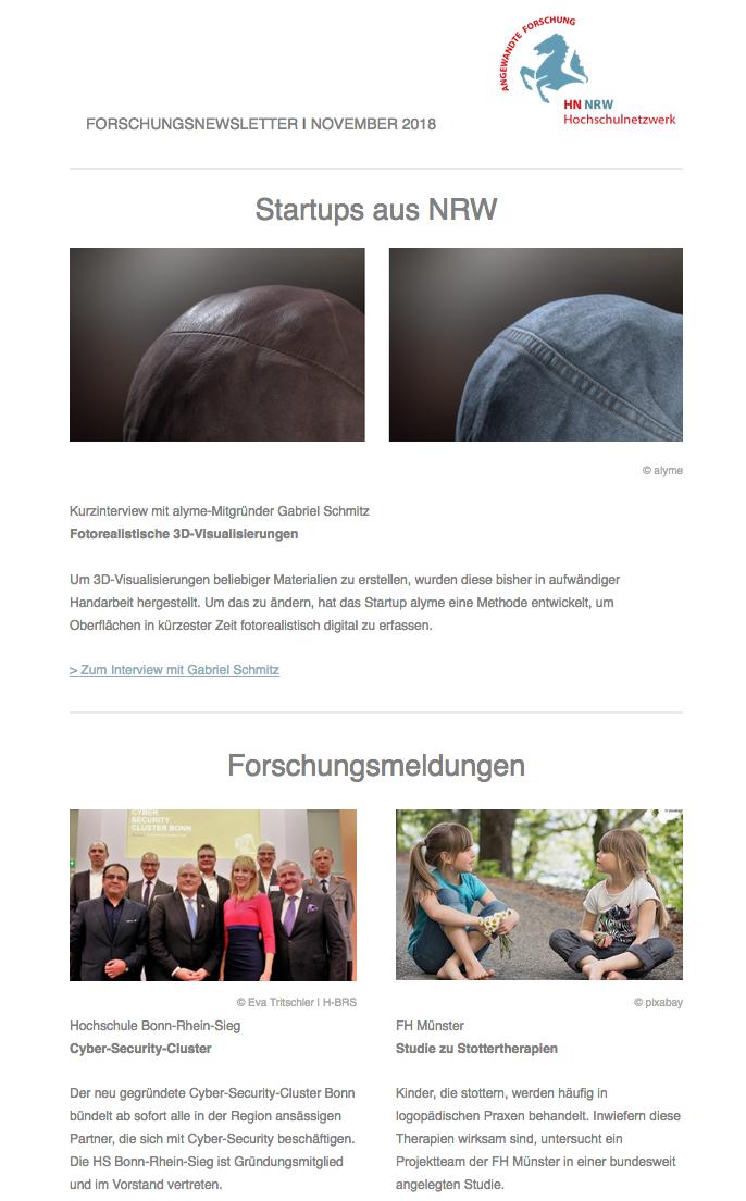 Newsletter HN NRW 2018|11