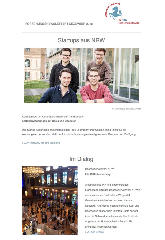 Newsletter HN NRW 2018|12