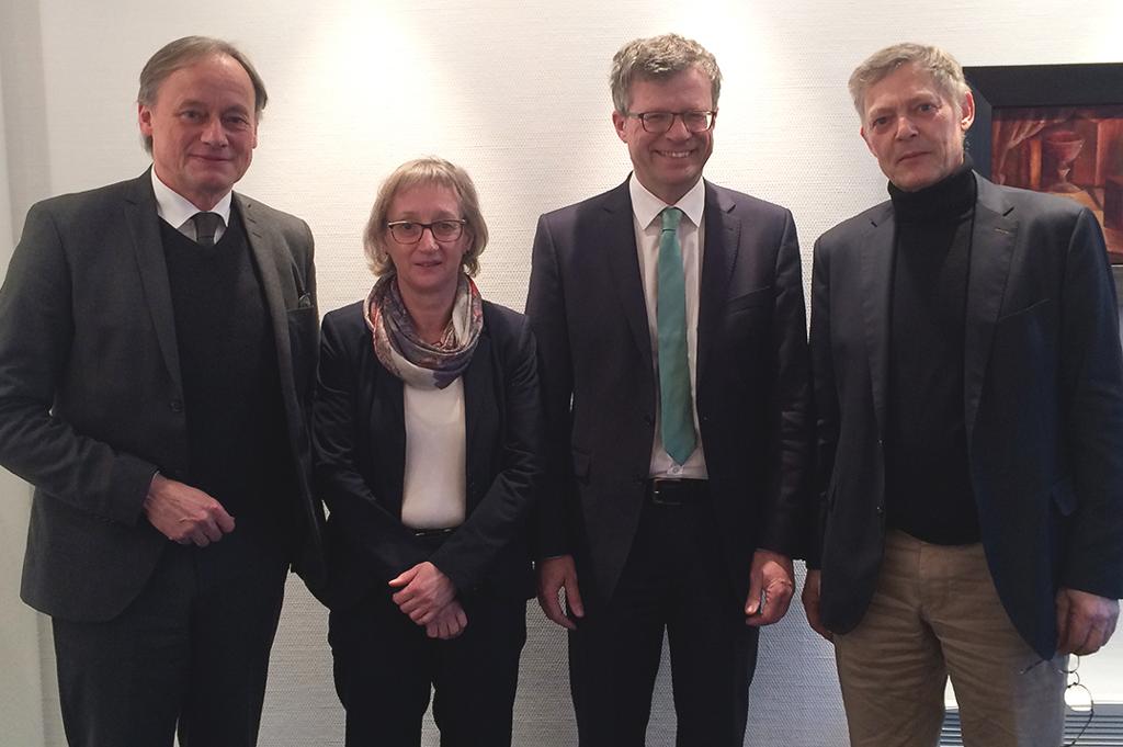 HN NRW Dialog mit Staatssekretär Dr. Edmund Heller