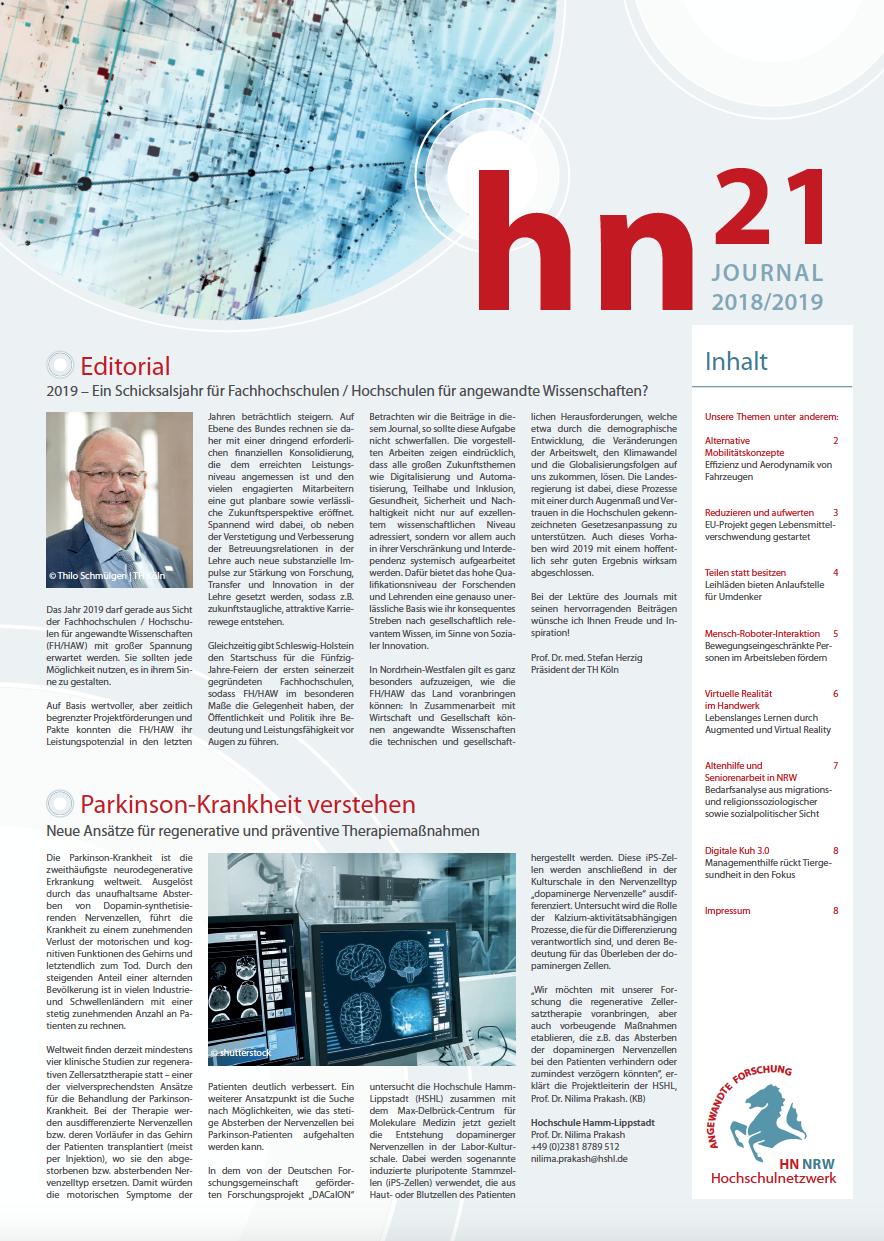 hn21 Journal 2018/2019