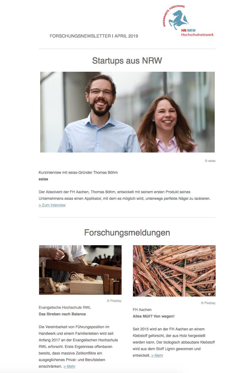 Newsletter HN NRW 2019|04