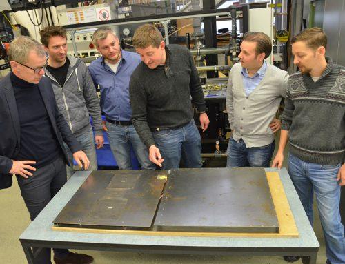 Effizienteres Trocknen von Gipsplatten