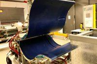 Imprägnierwerkzeug für Faserverbundmaterialien, das aus einer Ober- und einer Unterschale besteht. (Bild: Viola Gräfenstein/TH Köln)