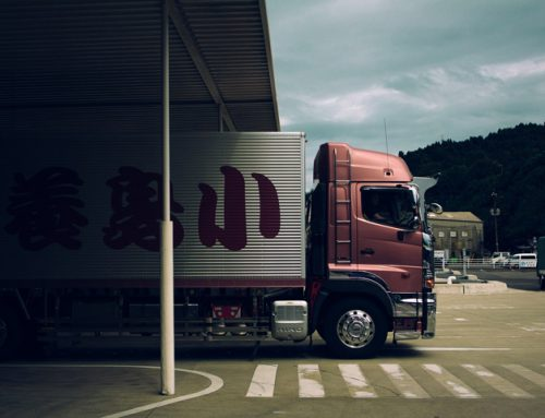 Zukunftsfähiges LKW-Andocksystem