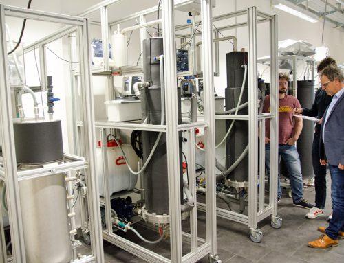 Aus Gülle wird Biogas