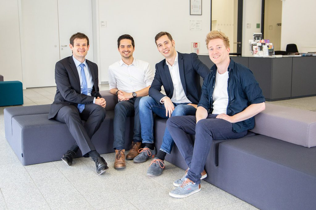Startups aus NRW | Levity Space Systems