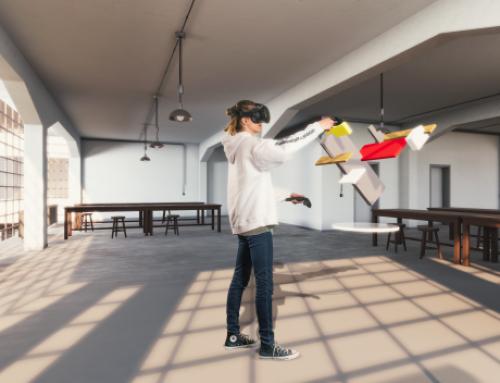 VR-Anwendung zu Bauhaus Jubiläum