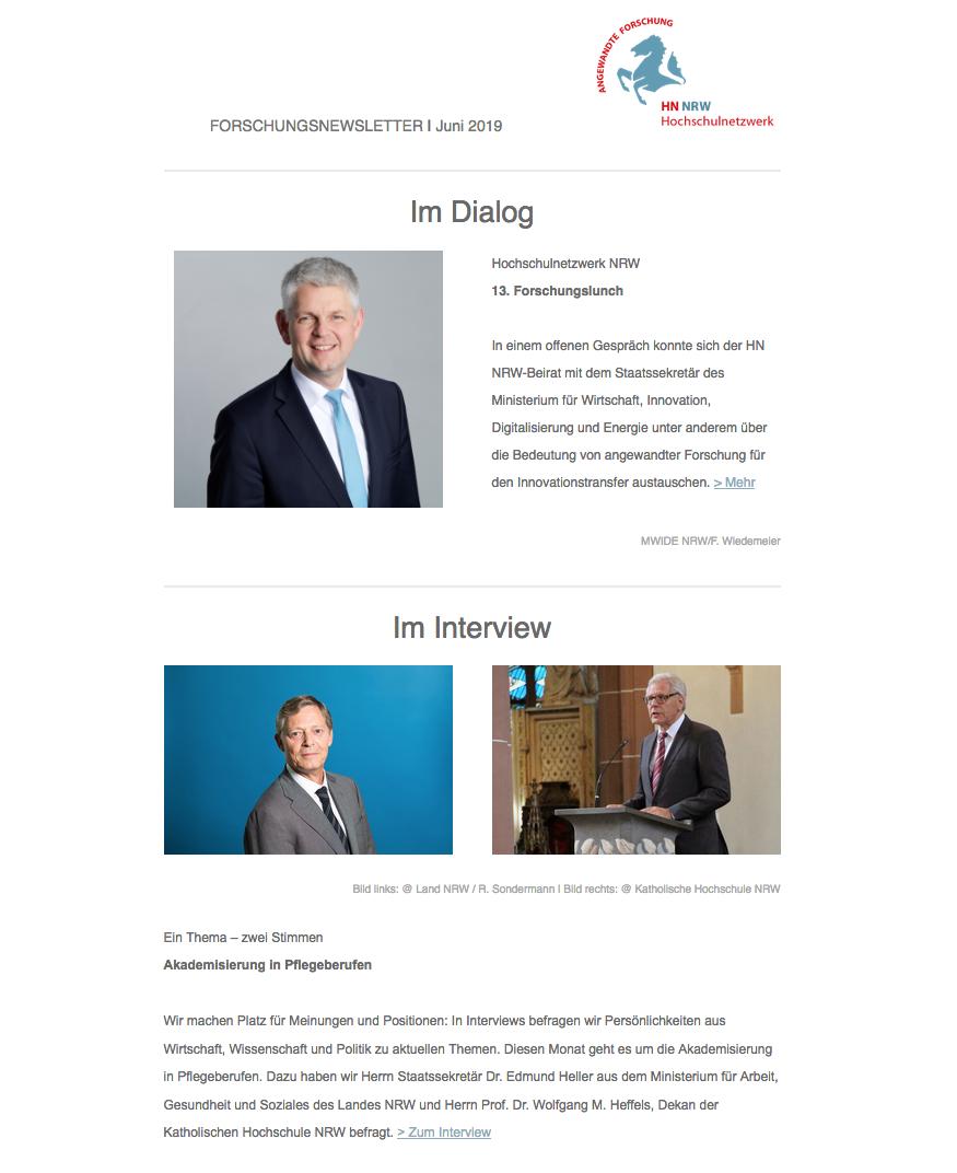 Newsletter HN NRW 2019 06