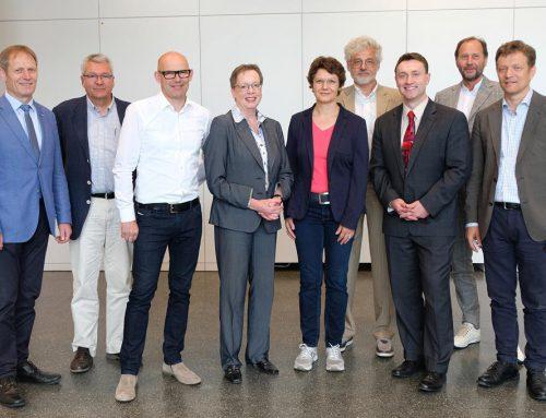 Drei Millionen Euro Förderung für Forschungszentrum