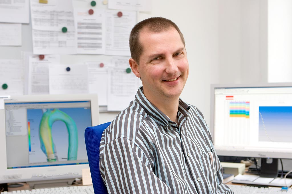 Dipl.-Ing. Markus Bongert, Projektleiter O3Desi an der FH Dortmund.