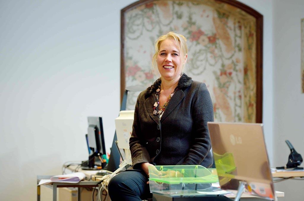 Prof. Dr. Beate Küpper, Professorin und Projektleiterin an der Hochschule Niederrhein.