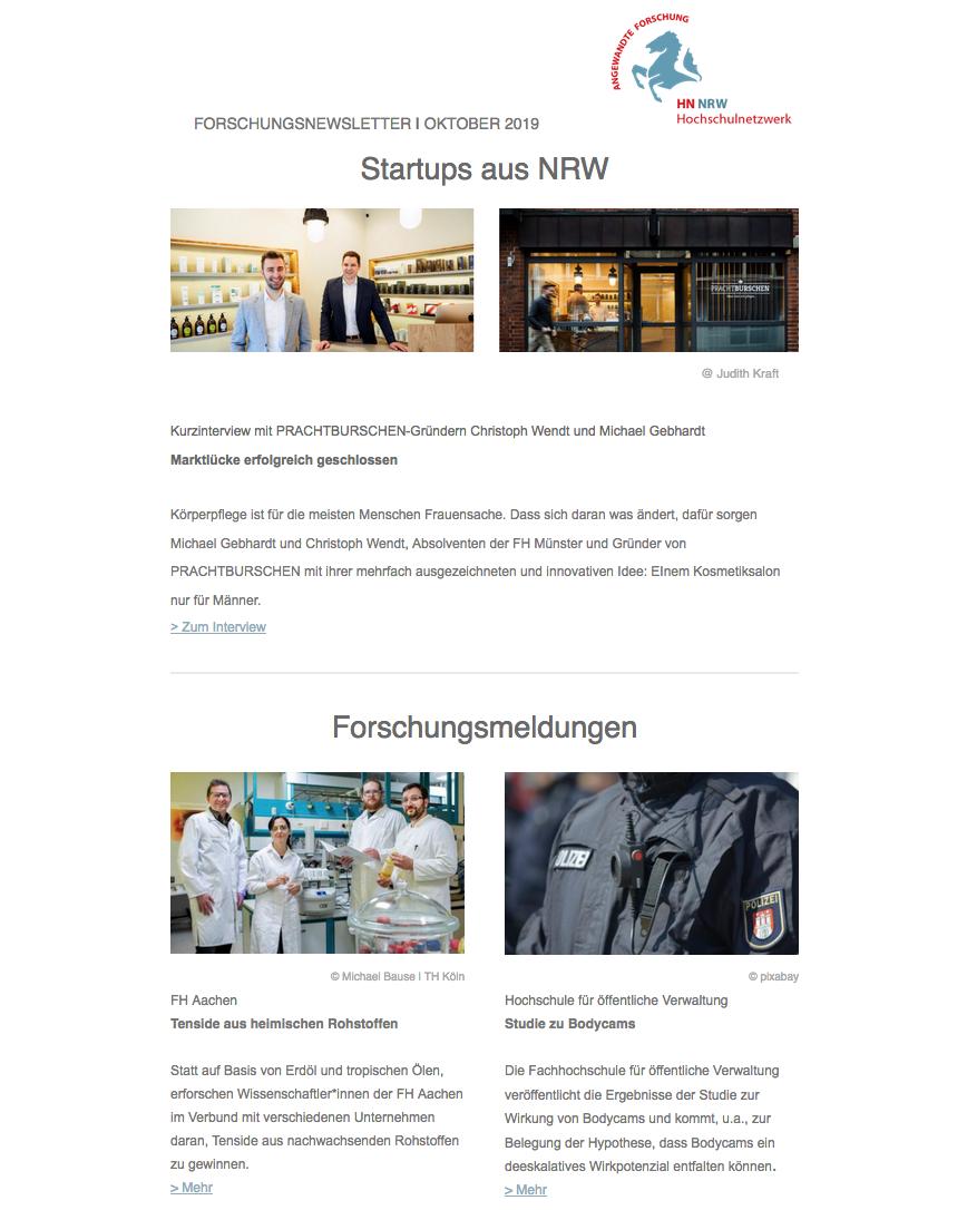 Newsletter HN NRW 2019|10