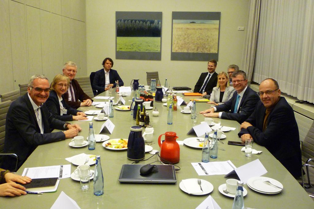HN NRW-Dialog | Landtag