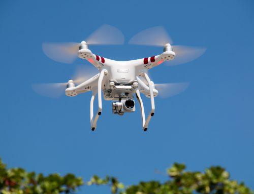 Arbeitende Drohnen