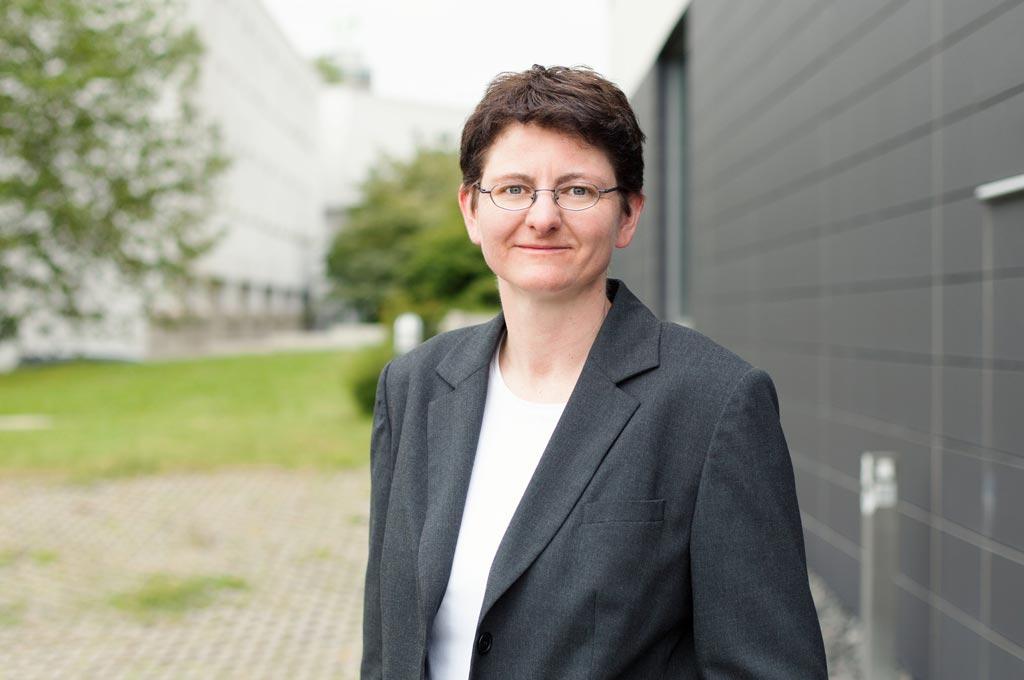 Prof. Dr. Gabriele Dennert, Projektleiterin InTraHealth.