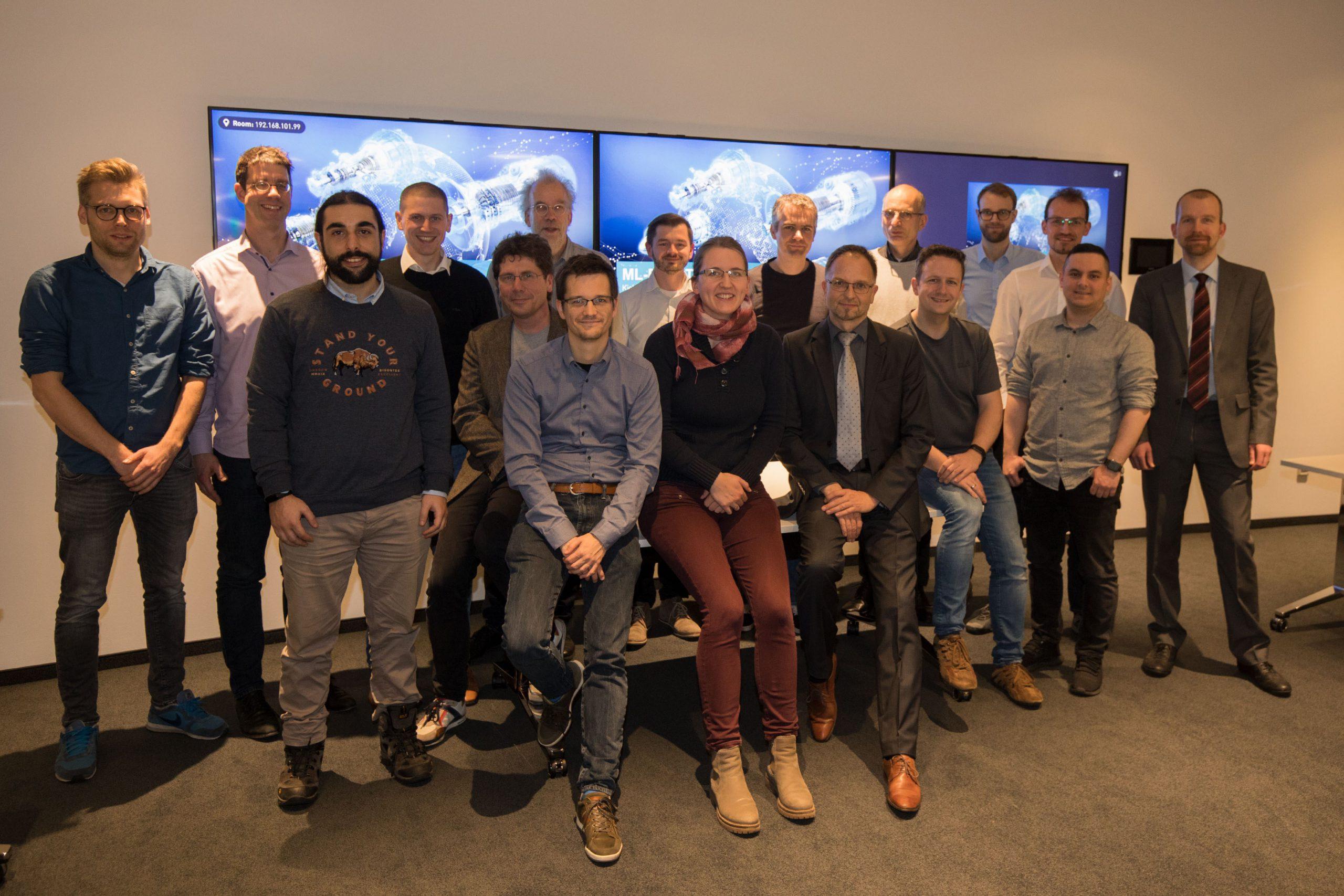 Forschergruppe der HS Niederrhein - Effiziente Kraftwerke