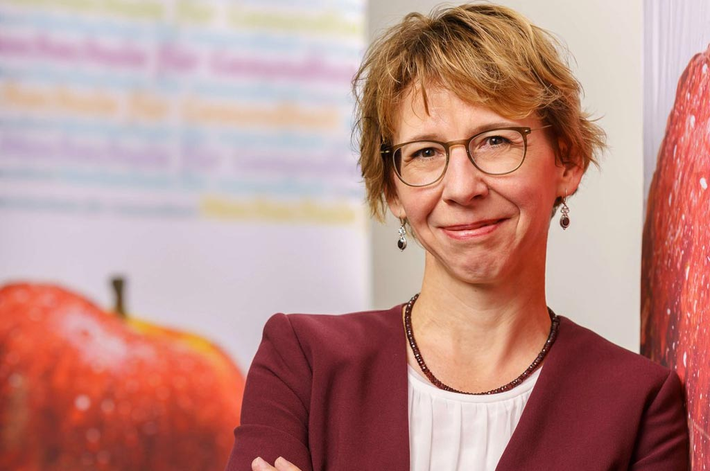 Prof. Dr. Gudrun Faller.