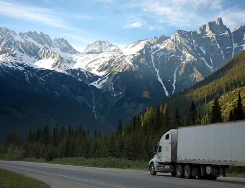 Fahrhöhenmessung bei Nutzfahrzeugen