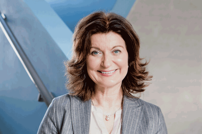 Prof. Dr. Kerstin Bilda, neues HN NRW-Beiratsmitglied (Bild: hsg Bochum)