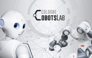 Cologne Cobots Lab Wall