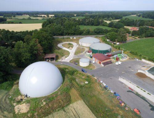 Profitable Biogasanlage