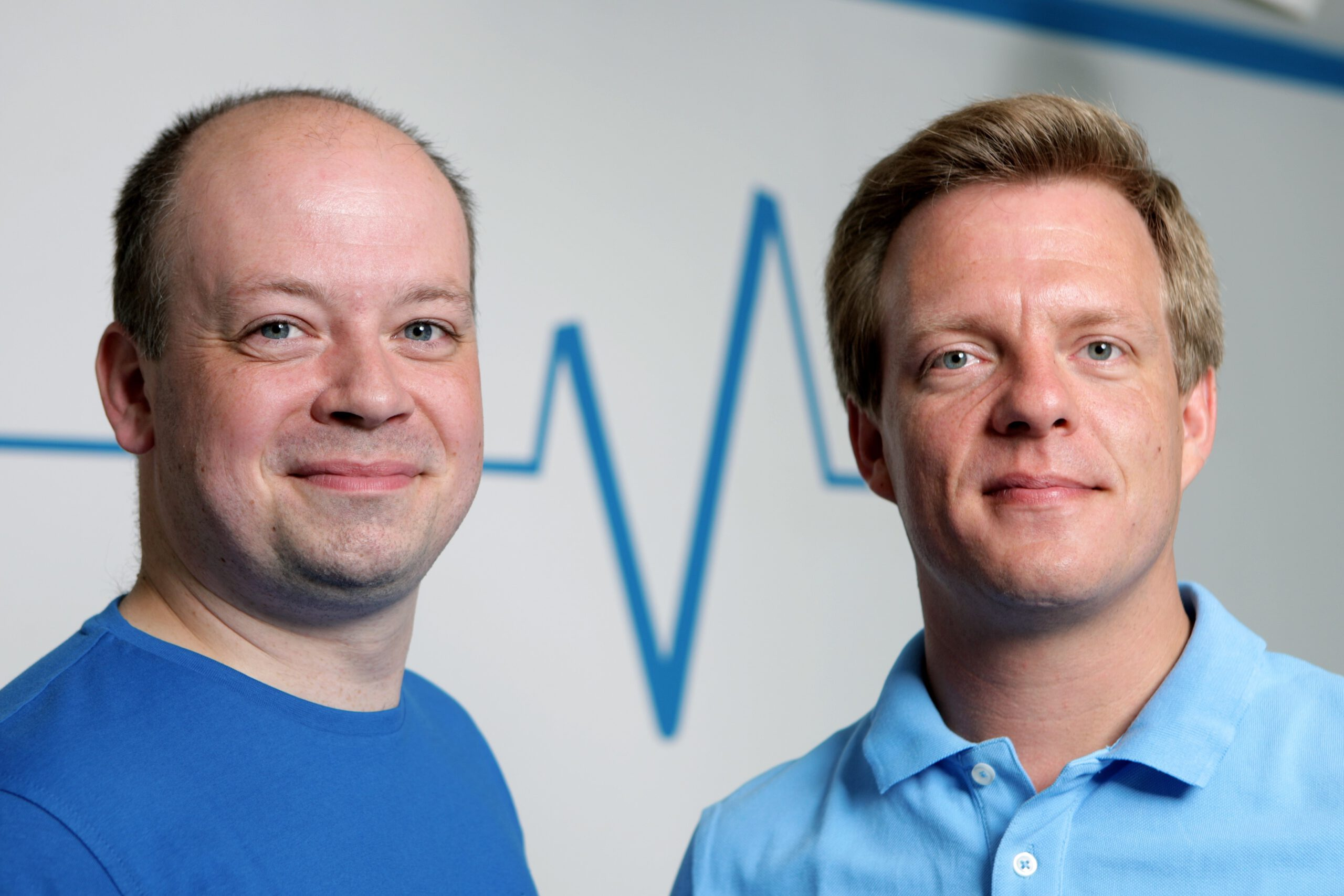 Der CEO, Matthias Goßmann, und CTO, Peter Linder, der innoVitro GmbH. (Bild: innoVitro GmbH).