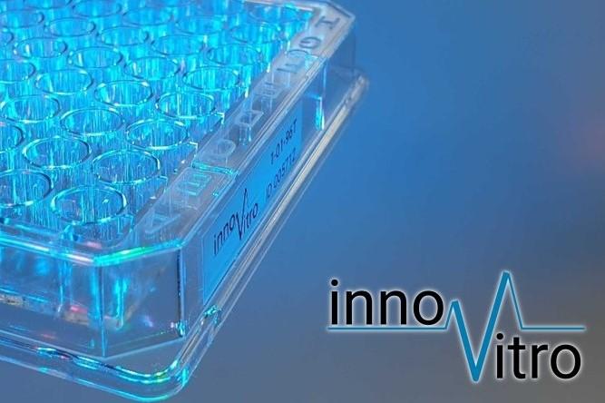 Logo der innoVitro GmbH. (Bild: innoVitro GmbH).