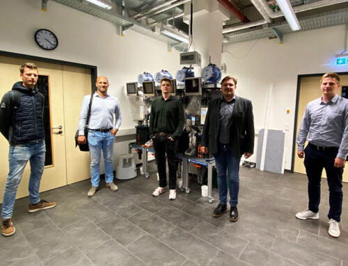 Saubere Energie mit Biogas