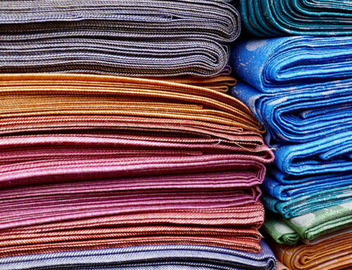Nachhaltiger, digitaler Textildruck