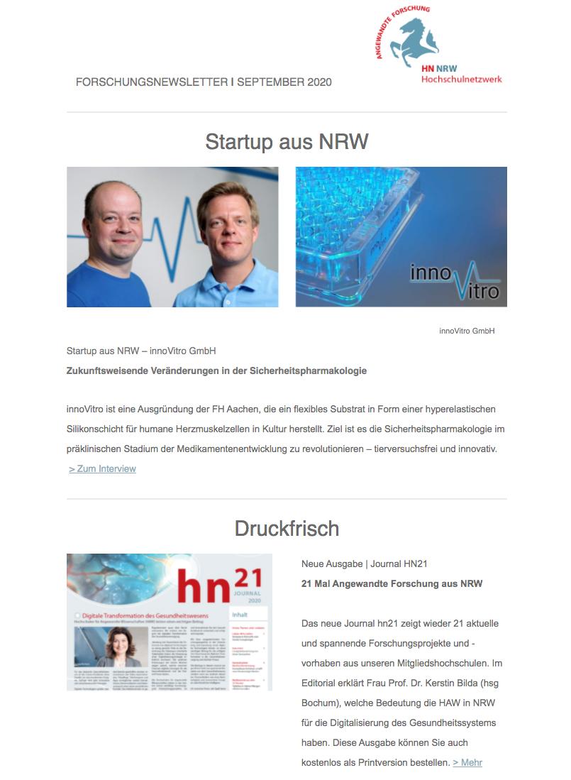 Newsletter HN NRW 2020|09