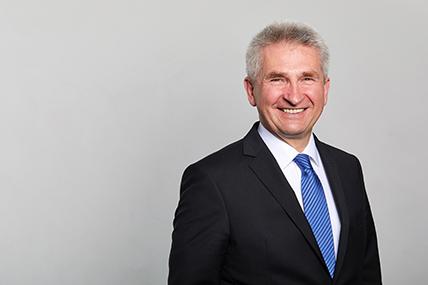 Minister Prof. Dr. Andreas Pinkwart | Ein Thema - zwei Stimmen