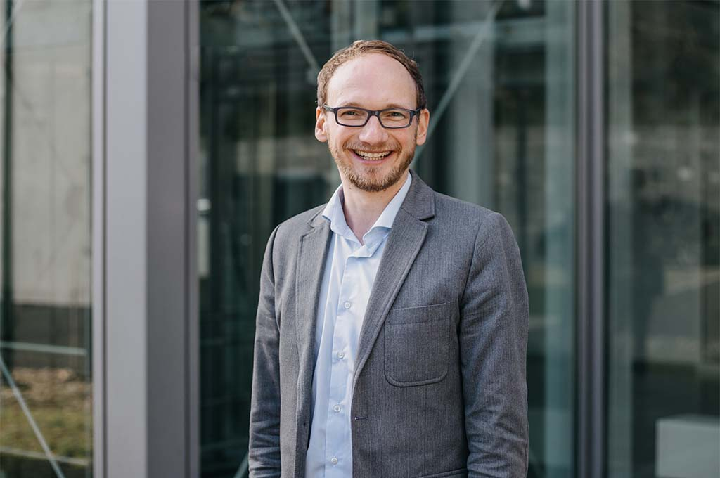 Prof. Dr. Stefan Lier. (Bild: FH Südwestfalen).