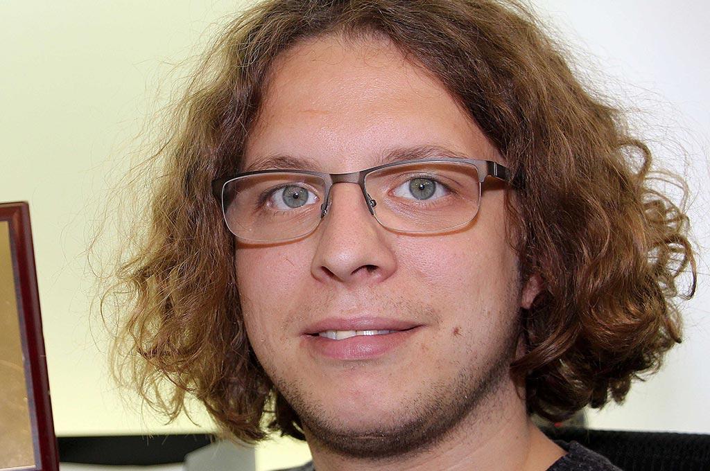 Promovend Tobias Urban, Westfälische HS