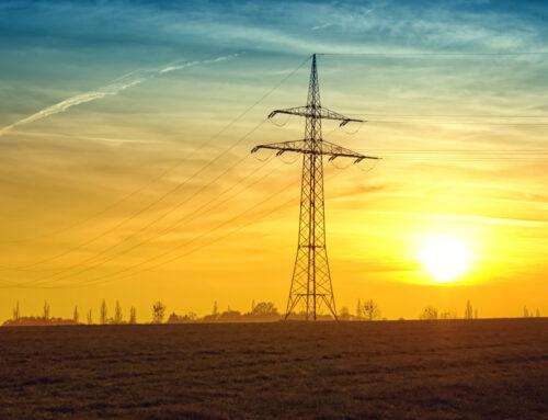 Schlaues Stromnetz